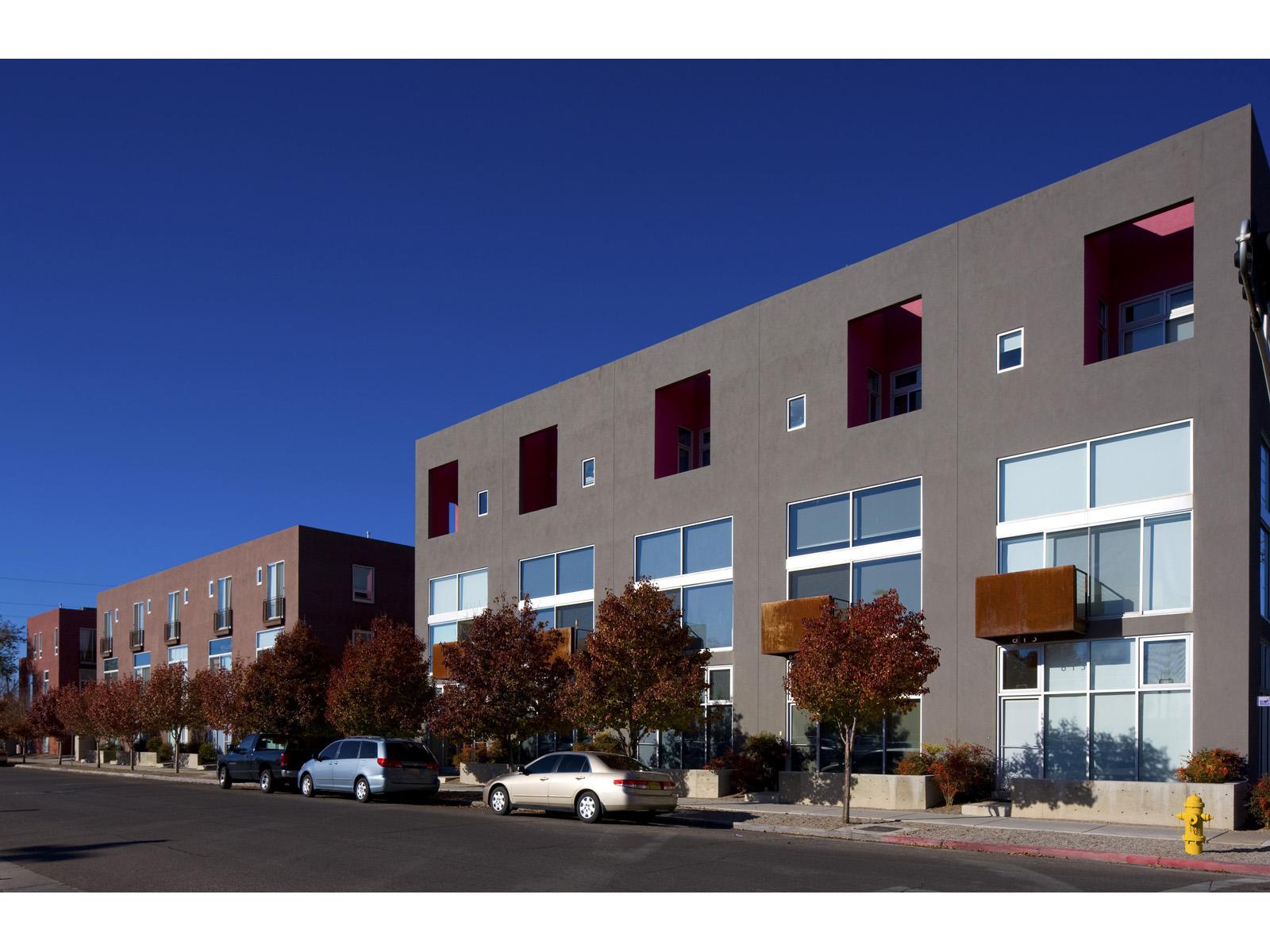 Silver Lofts Albuquerque Nm Rembe Urban Design Amp Development